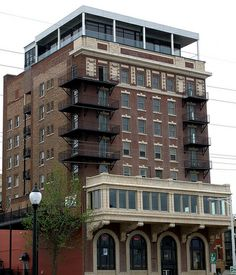 The former Hotel Muscatine in Muscatine, Iowa. The building is currently undergoing renovation to become the Pearlview Condominiums. Muscatine Iowa, Condominium, Bing Images, Multi Story Building, Sweet Home, Heaven, Architecture, World, Hotels