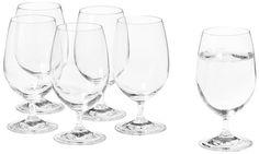 Daily ist LEONARDOs Einsteigerserie für den guten Geschmack. Zeitloses Design und guter Preis gehen bei Daily Hand in Hand. Im praktischen 6er-Karton für die Erstausstattung oder zum Nachkaufen.  Artikeldetails:  Stilvolle Gläser, 6-teiliges Set, Inhalt: je 270 ml,  Maße:  Maße (B/T/H): 8/8/15 cm,  Material/Qualität:  Klarglas,  ...