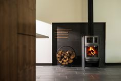 The closer you choose to place the stove to the wall, the more protection you'll likely have to provide.