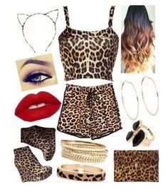 Halloween Costume: Leopard