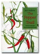 The Pepper Trail : History and Recipes from Around the World by Jean Andrews Hardcover) for sale online Spice Trade, Subject Of Art, Dried Peppers, University Of North Texas, York Restaurants, Vintage Cookbooks, Stuffed Hot Peppers, Health And Wellbeing, Book Recommendations