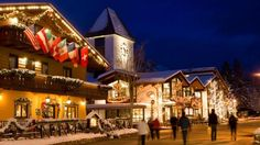 Vintage Vail Ski Decor | ski resorts harness the power of social media from the rolling hills ...