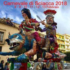Carnevale di Sciacca 2018