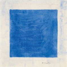 michaelcharles:    Agnes Martin, Stars via minimal art