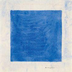michaelcharles:    Agnes Martin, Stars via minimal art
