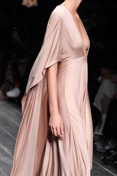 Valentino - Sucker for a cape! I cant imagine how pretty this was coming down the runway complete with wind machines