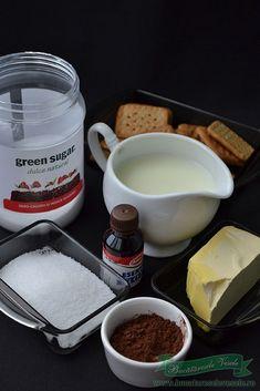 ingrediente salam biscuiti Sugar, Tableware, Food, Sweets, Dinnerware, Tablewares, Essen, Meals, Dishes
