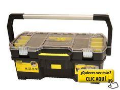 Stanley 1-97-514 - Caja de herramientas con... #herramientas