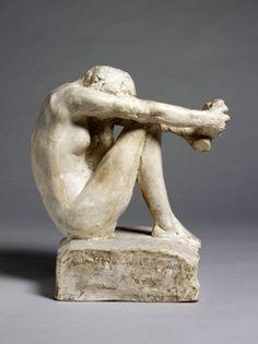 Despair ( 1890 ) Auguste Rodin