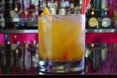 Un brebaje irresistible, ese es nuestro Old Fashioned en #TempleAsianLounge.