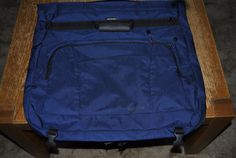 Eagle Creek Commuter Sutter Tri-Fold Garment Bag blue  EagleCreek Travel  Luggage 46a79cb3cf498