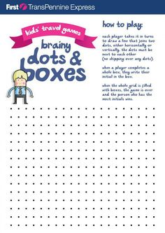 printable travel games for kids - Drawing Games For Toddlers
