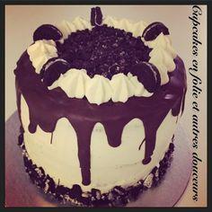 Layer Cake Oréo (gâteau oréo)