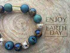 Happy earth day!  #earthday #motherearth #planetearth #grateful #gratitude #joy #happyearth #earth #earthgifts #trees #gifts #earthtreasure Happy Earth, Earth Day, Mother Earth, Gratitude, Grateful, Beaded Bracelets, Trees, Joy, Jewels