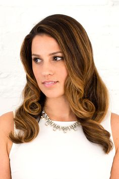How to Do Your Hair for Every Wedding You Attend This Year via Brit + Co.