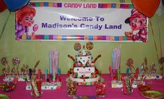 Candy Table!!!