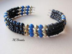 #ACBeads Pulseira de missangas ///  Seed bead bracelet