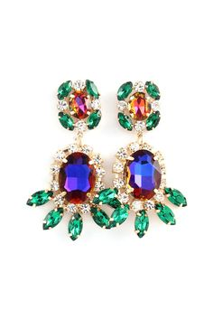 Enchanting Elizabeth Earrings