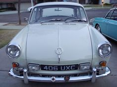 Early '62 UK import