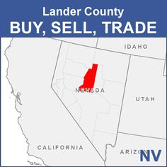 Lander County Buy, Sell, Trade - NV Stuff For Free