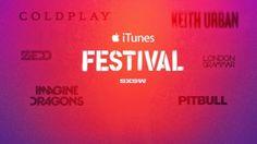 RECTO   CLOTHING COMPANY : Coldplay dan Zeed Akan Meriahkan iTunes Festival