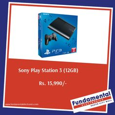 Sony Playstation: The best place to play...www.fundamentalelectronics.com