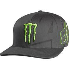 Monster Energy Hat Fox Ricky Carmichael