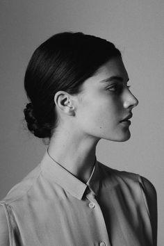 Katryn Kruger is 'n jong internasionale model wat in Kaapstad gebore is. Y Models het haar in 2011 ontdek. Die res is geskiedenis! (Foto: Ulrica Knotsdotter)
