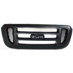 2004-2005 Ford Ranger Grille, Black