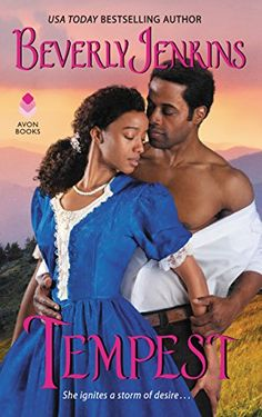 Win a print copy ofTEMPEST,the first book inBeverly Jenkin'sOld Westseries. Entering is as easy as leaving a comment. Winner will be listed here. Good luck! **Continental US residents only Fr…