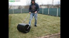 Gyepszőnyeg terítése hóesésben - kertépítés márciusban #kertépítés #kert... Lawn Mower, Outdoor Power Equipment, Home Appliances, Lawn Edger, House Appliances, Grass Cutter, Appliances, Garden Tools