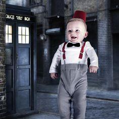 Baby Dr Who Halloween Costume  Bonnie S. Dammiller  8571b5f8e07