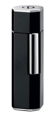 S.T. Dupont Mon Dupont Black & Palladium Lighter - 26000 by S.T. Dupont. $447.95. New collection developed by the greatest fashion designer. This new range of products is characterized by the elegance of its lines and the superiority of its material. This exclusive collection is made up of a lighter and a range of writing instruments available in prestige version with yellow gold finishes or a chic version with palladium finishes.  Mon Dupont lighter  Black lacquer Palladium fin...