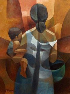 43 Cubism Art Movement Painting Work I African Art Paintings, Modern Art Paintings, Filipino Art, Philippine Art, Cubist Art, Art Painting Gallery, Art Plastique, Anime Comics, Figurative Art