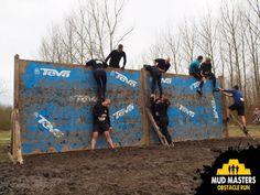 TevaSphere Gets Dirty At Mud Masters Obstacle Run