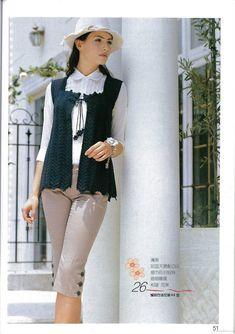 【转载】【引用】春夏钩针编织实例----时尚风 - 荷舞风轻的日志 - 网易博客