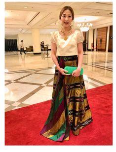 Modern Filipiniana Dress, Costume Ideas, Costumes, Philippines Culture, Mindanao, Batik Dress, Ethnic Fashion, Dress Outfits, Dresses
