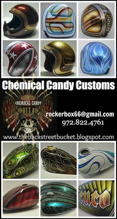 Chemical Candy Customs: Chemical Candy....