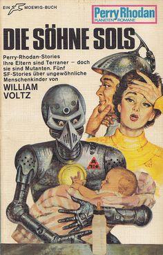 Perry Rhodan, Die Söhne Sols. Robot Sitter