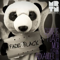 Chinese Flash Mob - Fade 2 Black (MRTN Remix) Nervous Records