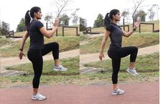 Pulo lateral - exercícios para barriga