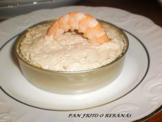PATÉ DE GAMBAS … No Cook Appetizers, Appetizer Dips, Appetizer Recipes, Cooking Chef, Cooking Time, Cooking Recipes, Dip Recipes, Seafood Recipes, Mousse