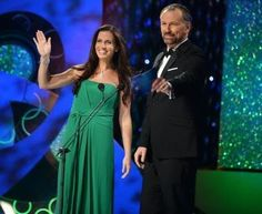 The winner of the Rose of Tralee Texas native - hmmm.an Irish, native Texan - can't get any better ; The Rose Of Tralee, International Festival, Irish Men, Formal Dresses, Ireland, Blessed, Texas, God, Sweet