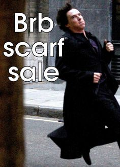 Ermergerd scarf sale!