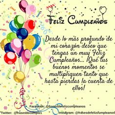 32 Top Ideas happy birthday dad quotes in spanish Happy Birthday Wishes Spanish, Happy Birthday Ecard, Happy Birthday Wishes Cards, Happy Birthday Celebration, Happy Birthday Pictures, Dad Birthday, Birthday Greetings, Happy Birthdays, Instagram