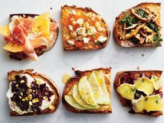 Toast it. Top it. Eat it. These low-calorie toast toppers go way beyond the spread.