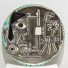 Resultado de imagem para cerâmica jean cocteau