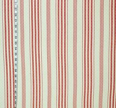 Orange stripe fabric matelasse paprika