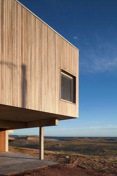 New Cabin in England Rebuilt by AR Design Studio