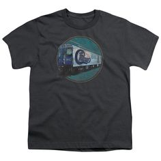 CHICAGO THE RAIL Youth Short Sleeve T-Shirt